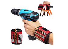Магнітний браслет на руку для інструментів, 15*9см R26133 (300шт)