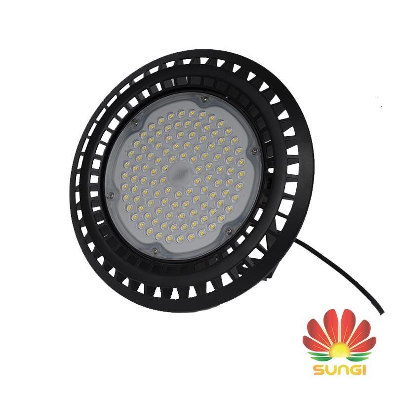 Світлодіодний LED світильник промисловий 200вт UFO IP65