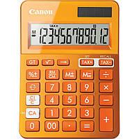 Калькулятор Canon LS-123K Orange (9490B004), фото 1