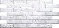 Кирпич ПВХ Регул Старый серый 0,3х489х971мм