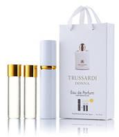 Наборы мини парфюма TRUSSARDI Donna Trussardi 3х15 мл