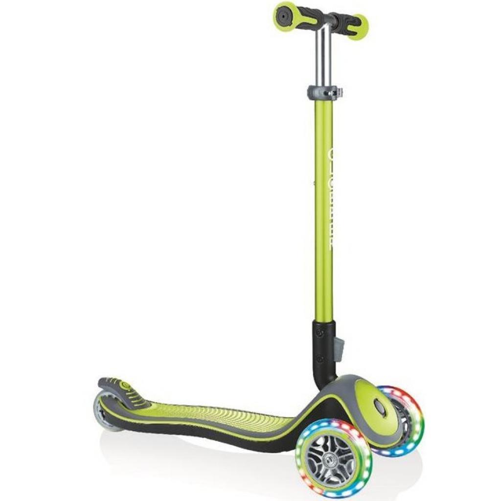 Скутер Globber Elite Deluxe Зеленый (444-406)