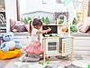 Дитяча дерев'яна кухня EcoToys CA12092 + аксесуари (9117), фото 6