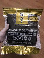 Водоросли Нори, Yakisushi Nori Gold 100 листов
