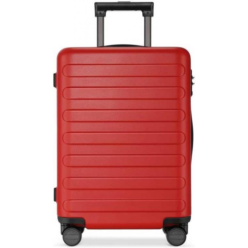 """Чемодан Xiaomi RunMi 90 Seven-bar luggage Red 20"""" (Ф03695)"""