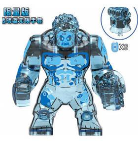 Водный элементаль Гидромен Супергерой Марвел Мстители Аналог лего 7-9 см
