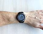 Смарт-годинник Garmin Fenix 6 Sapphire - Carbon Gray DLC with Black Band зчорним ремінцем, фото 8