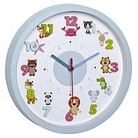 Часы в детскую комнату TFA Little Animals