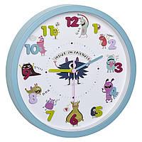 Часы в детскую комнату TFA Little Monsters