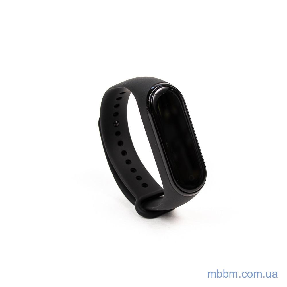Фитнес-браслет Xiaomi Mi Band 4 Оригинал! Умные браслеты Android Bluetooth Пульсометр Будильник Съемный ремешок Пылевлагозащищенный корпус Силикон Черный
