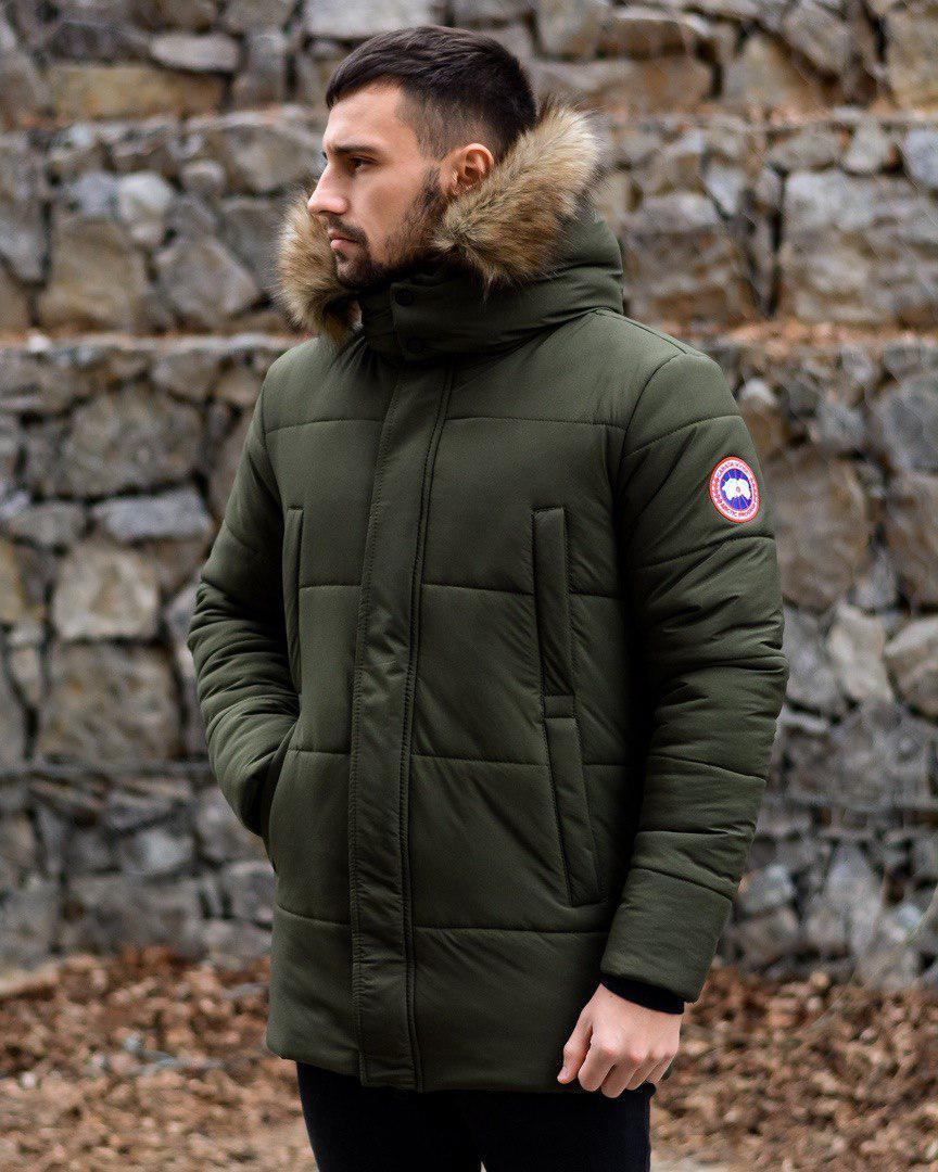 Зимова куртка Канада