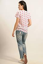 Женская блузка со звездочками (Айс ri), фото 3