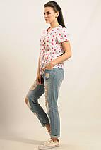 Женская блузка со звездочками (Айс ri), фото 2