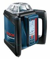 Ротационный лазерный уровень нивелир Bosch GRL 500 H + LR 50 Professional 0601061A00