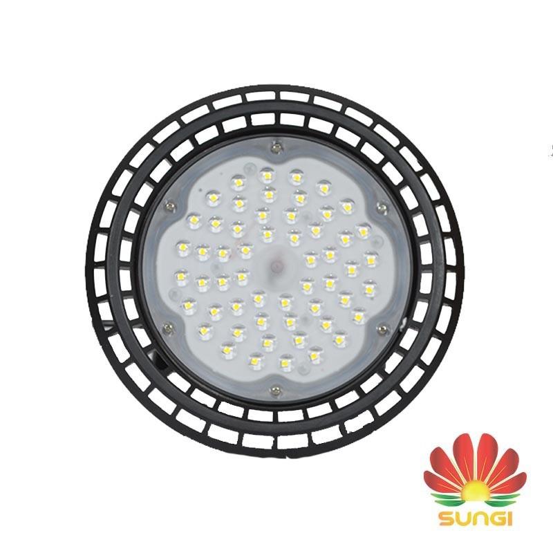 Світлодіодний LED світильник промисловий 100вт UFO IP65