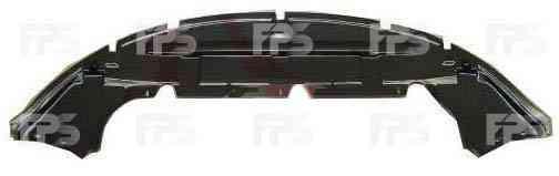 Защита бампера переднего Ford C-max -10 (пр-во FPS)
