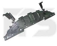 Защита бампера переднего Renault Megane 06-08 (FPS)