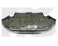 Защита двигателя (бензиновый двигатель) Audi A6 (C5) (FPS)