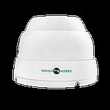 Антивандальная IP камера для внутренней и наружной установки Green Vision GV-053-IP-G-DOS20-20 POE, фото 3