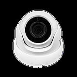 Антивандальная IP камера для внутренней и наружной установки Green Vision GV-072-IP-ME-DOS20-20, фото 3
