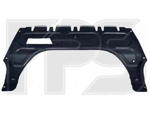 Защита двигателя petrol Seat Ibiza 02-09 (FPS)