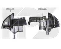 Защита двигателя левая Mitsubishi Outlander I (FPS)