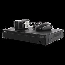 Видеорегистратор NVR для IP камер Green Vision GV-N-E004/9 1080p