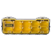 """Органайзер с прозрачной крышкой """"FATMAX PRO"""" 8 секций Stanley FMST1-75781"""
