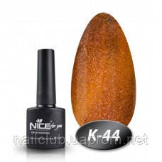 Кошачий глаз гель лак для ногтей Nice К-44