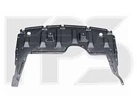 Защита двигателя пластмассовая Mitsubishi Colt 04-09 (FPS)