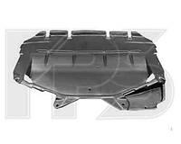Защита двигателя пластмассовая BMW 5 E39 (FPS)
