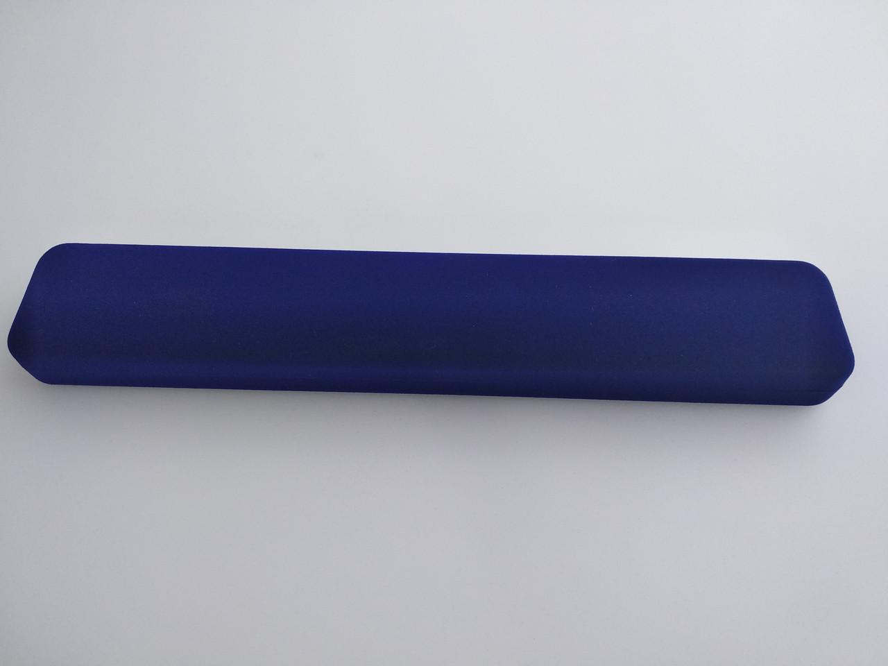 Футляр под браслет широкий синий