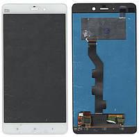 Дисплей + сенсор Xiaomi Mi Note Белый