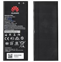 Батарея (аккумулятор) HB4342A1RBC для Huawei Ascend Y6, Honor 4A (2200mAh, Li-Ion) оригинал Китай