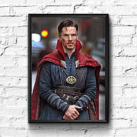 Постер с рамкой Doctor Strange, Marvel #1