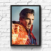Постер с рамкой Doctor Strange, Marvel #4