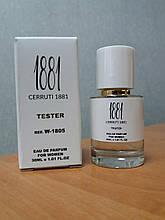 Тестер Cerruti 1881 pour Femme (черрути 1881) tester 30 ml ОАЭ (реплика)