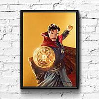 Постер с рамкой Doctor Strange, Marvel #8