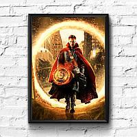 Постер с рамкой Doctor Strange, Marvel #9