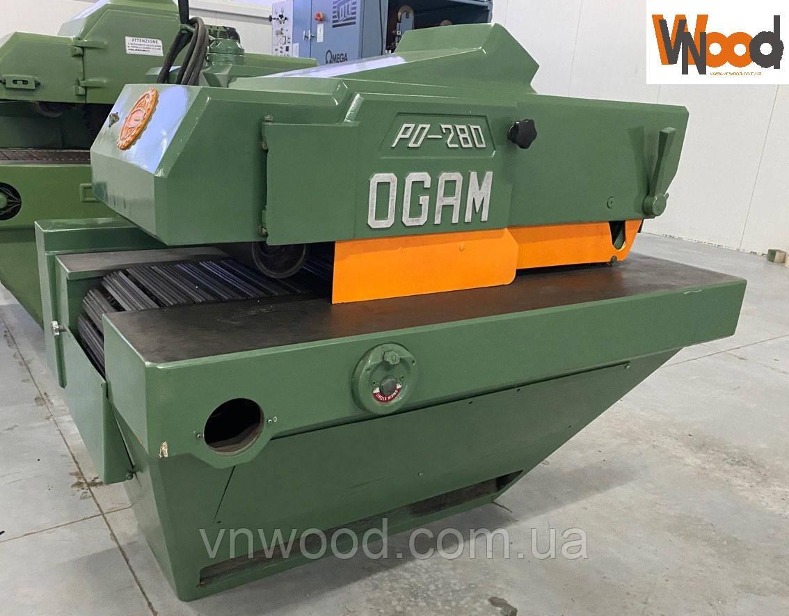 Багатопильний верстат OGAM PO-280