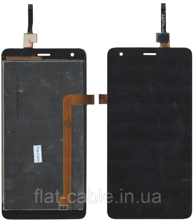 Дисплей + сенсор Xiaomi Redmi 2 . Redmi 2A Черный