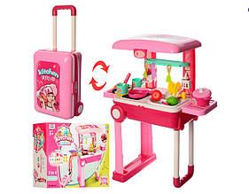Кухня 008-921 - игровой набор для девочек