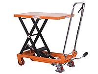 Стол гидравлический SYTJ-15, г/п 150 кг, высота подъема 720 мм, платформа 750x450 мм
