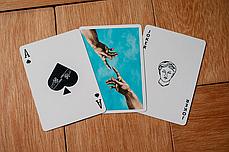 Карты игральные | Juggler Sistine Playing Cards, фото 2