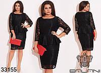 Женское нарядное вечернее платье размеры: 48-50,52-54,56-58