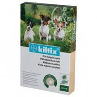 Ошейник Bayer Kiltix для собак мелких пород от блох и клещей 35 см