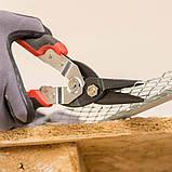 Ножницы по металлу FatMax™ERGO Aviation длиной 250 мм левые STANLEY FMHT73755-0, фото 4