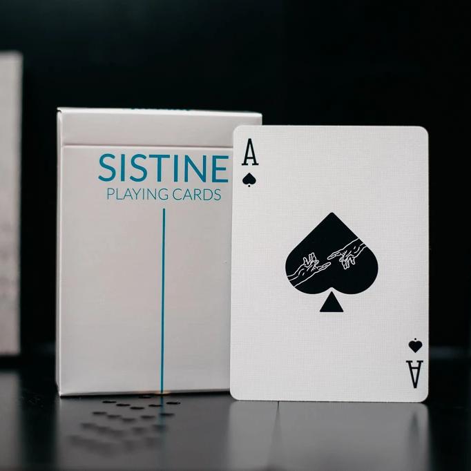 Карты игральные | Juggler Sistine Playing Cards