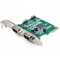Контроллер PCIe to COM 4 ports GEMBIRD (SPC-2)