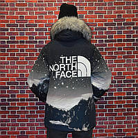 Зимний Пуховик The North Face| ТОП Качество!